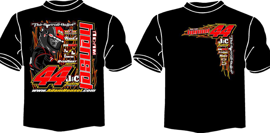 Race car shirt designs the image kid for Racing t shirts custom