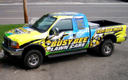 Overnight Wraps Business Industry - Vehicle Wraps