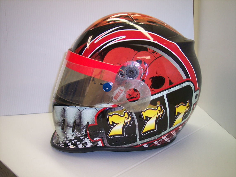 Bell Racing Helmets >> Overnight Wraps Motorsports Division Helmets, helmet wraps ...