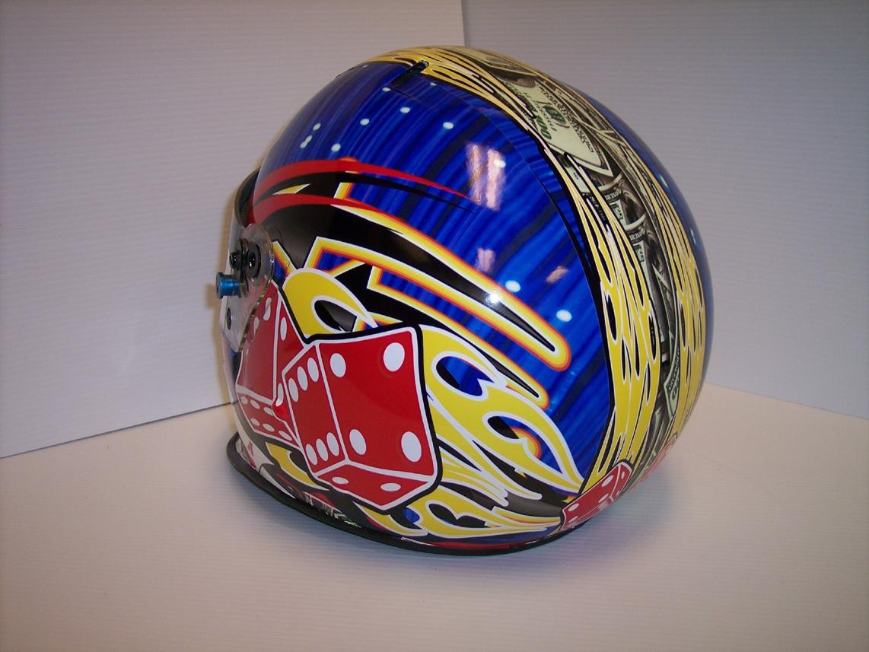 Simpson Racing Helmets >> Overnight Wraps Motorsports Division Helmets, helmet wraps ...